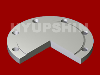 blind flange type