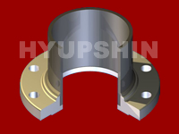 socket weld flange type