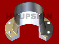 welding neck flange type
